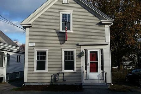 Charming home two blocks from the sea & downtown - Ev