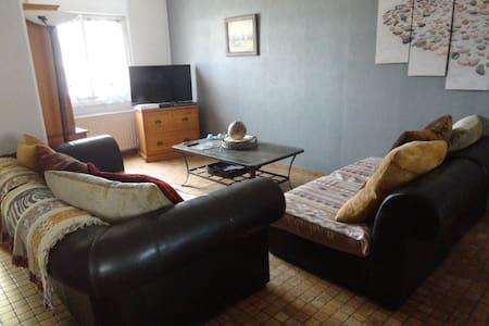 location maison familiale 4 chambres 5 lits - Berck - House
