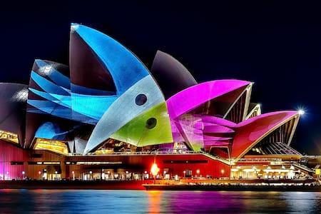 Sydney CBD, Harbour Apartment5 - Sydney - Apartment
