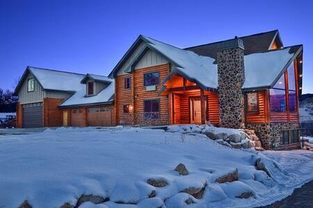 Echo lake house - Coalville - Maison