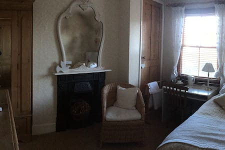 Single Room with Shared Shower Room - Oxford - Bed & Breakfast