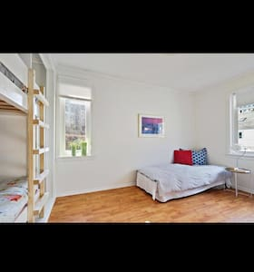 Close to the city in a cosy area - Bergen - Apartemen
