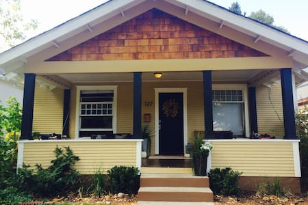 Old Town Bungalow - Fort Collins