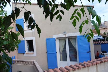 Villa 4 pers au bord de mer - Vila