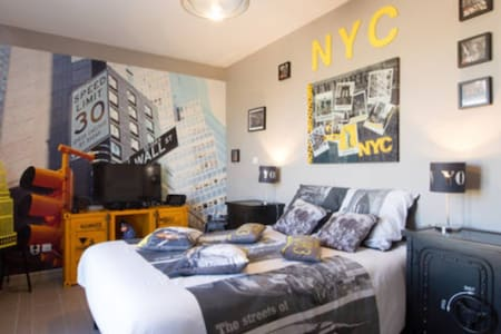 Chambre spacieuse et confortable - Nuaillé-d'Aunis