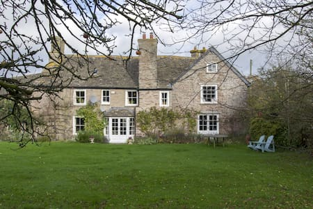 Bage Pool - 16th century farmhouse - Bed & Breakfast