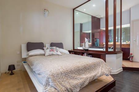 Loft au coeur de la presqu'ile : rue Mercière - Lyon - Apartment