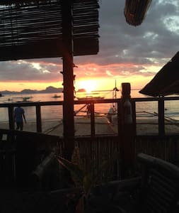 Top notch View at Mama Cherry's - El Nido - 住宿加早餐