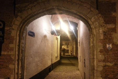 The Loft, the heart of Mechelen Beguinage - Mechelen