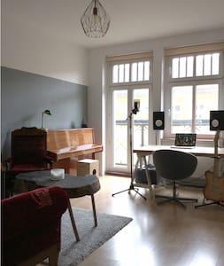 Artist Apartment in Friedrichshain - Berlin - Apartment
