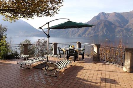Exclusive Villa Crotto Lake View - Varenna - House