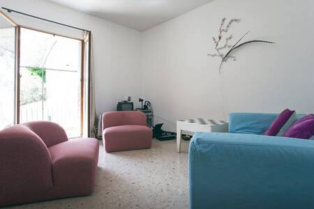 Maison meublée provence terrasse
