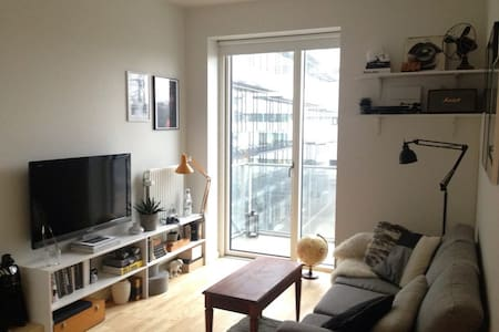 New and minimalistic apartment