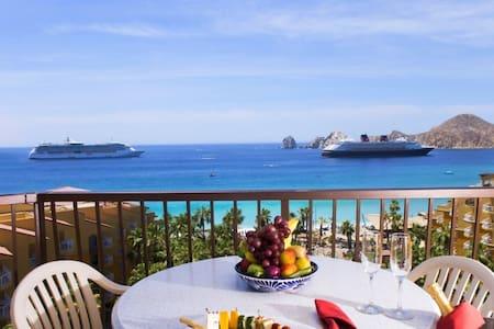 Villa Del Palmar Jr Suite Ocean View - Byt