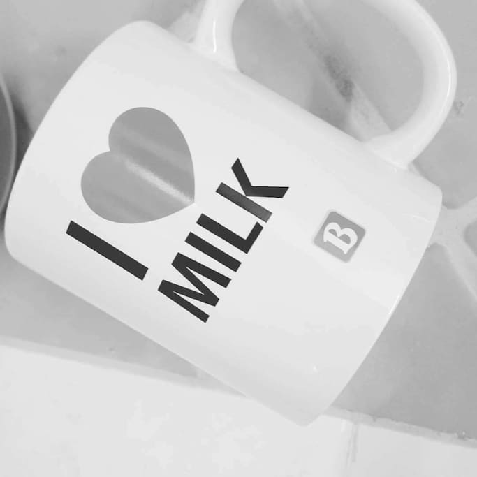 i <3 Milk