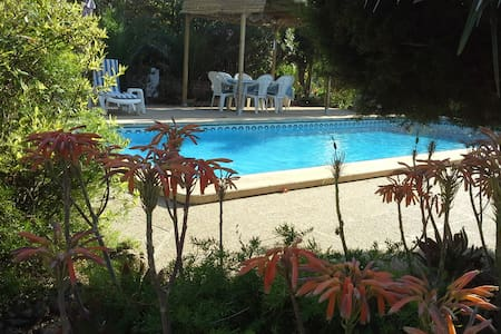 Charming Studio Apt. Pool & Terrace - Cala Mesquida - Pis
