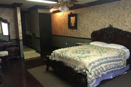 Beautiful room near Savannah, GA - Bloomingdale - House