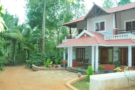 The flavours of Coorg @ Benaka homestay - Szoba reggelivel