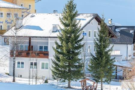 "Apart hotel ""Alpeneer""- 400m from ski lift - Lackenhof"