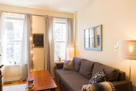 Cozy Room in Bucktown Coach House - Chicago - House