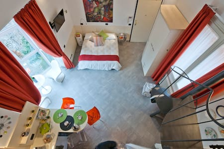 one step from tha tower - Pisa - Apartamento