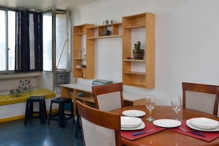 The Best location Metro Station UC - Santiago - Appartement