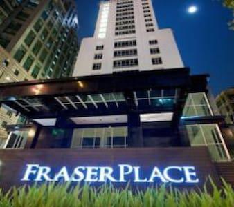 Fraser Place Kuala Lumpur - Lakás