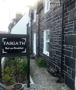 Fasgath Bed & Breakfast - Kyle of Lochalsh - Bed & Breakfast