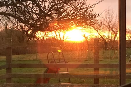 House set in 7 acres, peaceful, nr River Cottage - Devon - Bed & Breakfast