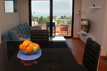 Lux apartment with beautiful view near beach - Budva