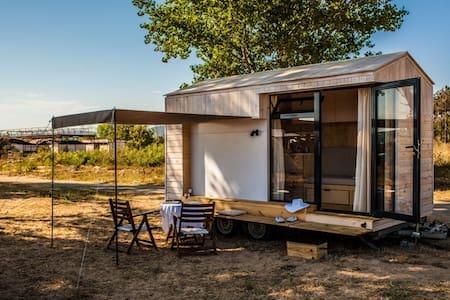 Koleliba - a tiny house on the Bulgarian coast - Burgas - Cabane