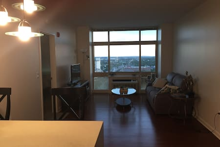 New,Private & fully furnished Room in Luxury Apt - Appartement