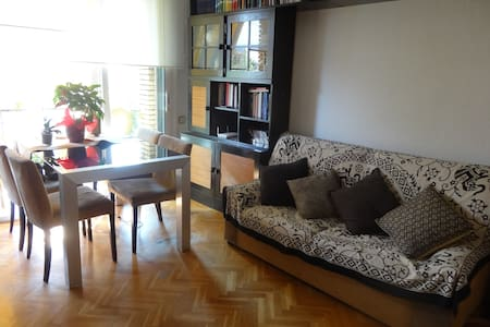 Welcoming Apartment near the beach - Badalona - Apartment