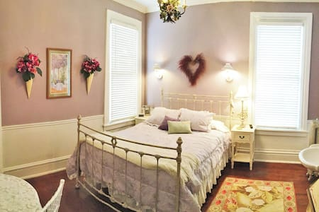 Ellerbeck Mansion B&B (Summer Room) - Salt Lake City - Bed & Breakfast