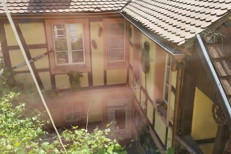 Chambre éco1 dans Maison typique centre historique - Szeregowiec