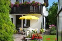 Komfort Wohnung zwischen Moselwein und Edelstein