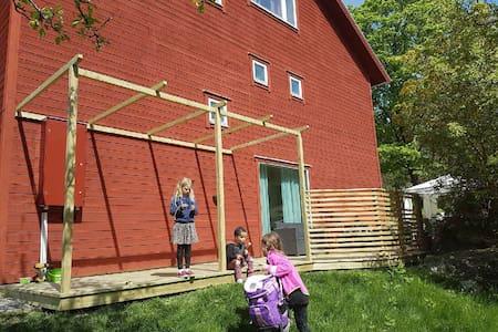 Mysigt boende i Gustavsberg för par eller familj - Gustavsberg - Stadswoning