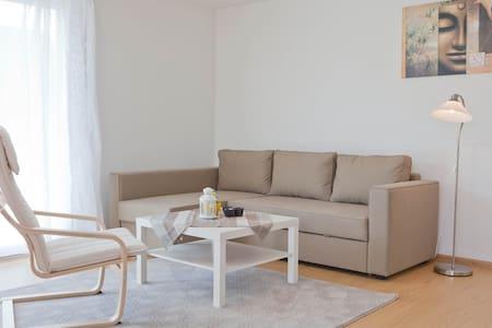 braviscasa-Moderne FeWo 73m²,max.5P - Wohnung