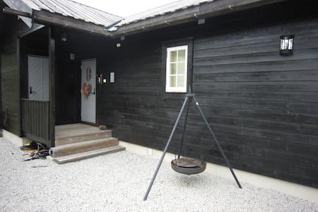 Koselig familiehytte nær Geilo - Geilo - Blockhütte