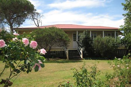 Hope Cottage Country Retreat - Warwick - Maison
