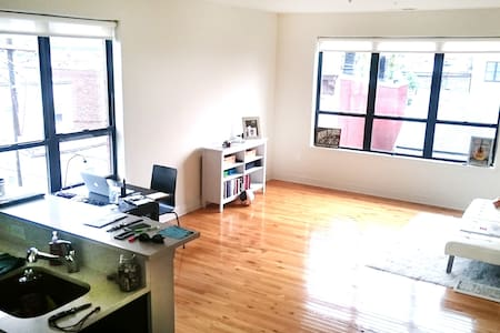 Luxurious, Bright 1 Bedroom Apt 10mins from NYC - Jersey City