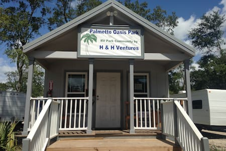 Palmetto Oasis RV Park - Sweeny