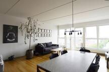 Penthouse apartment in Copenhagen