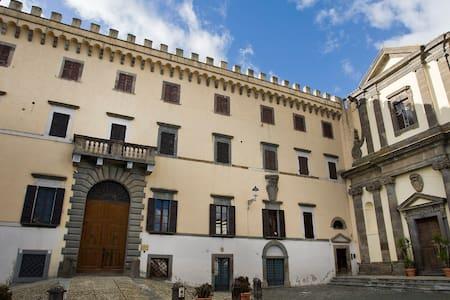 Apartments in dreamy castle - Viterbo - Castello