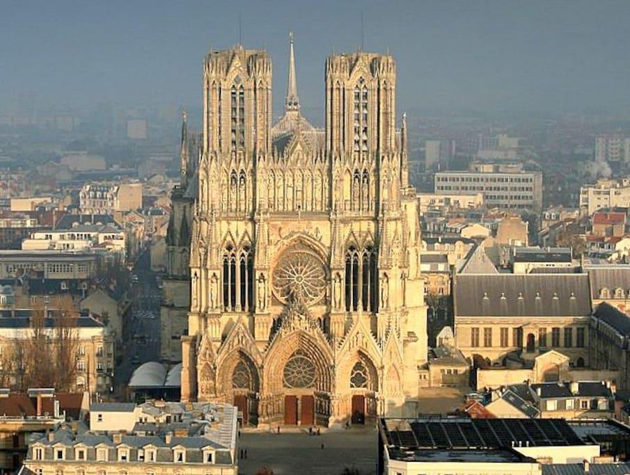 Village de Noël de Reims !