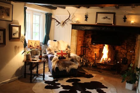 Quintessential 2 bedroom Cotswold cottage,sleeps 4 - Huis