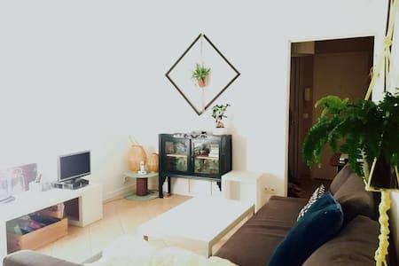 Joli appartement avec vue sur la Défense - Condominium