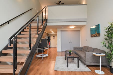 Waterfront Modern Lofts 1 - CA - Seattle