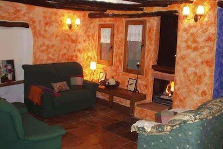Casa de pueblo Prepirineo Aragon - Haus
