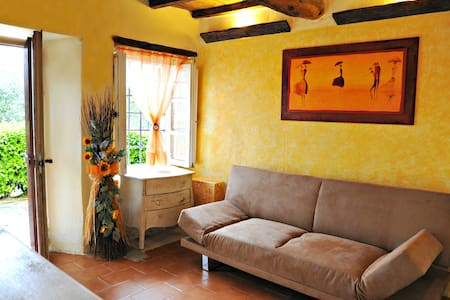Romantica casa di montagna Toscana - House